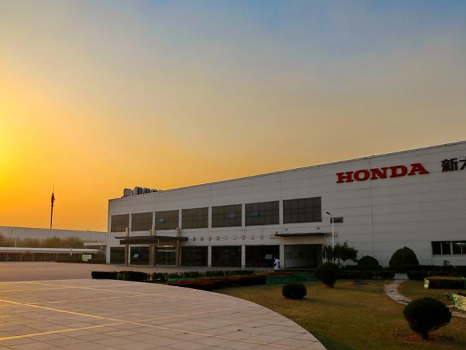 新大洲本田成立于2001年,由新大洲控股股份有限公司,日本本田技研
